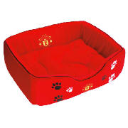 Manchester United Dog Collar Small