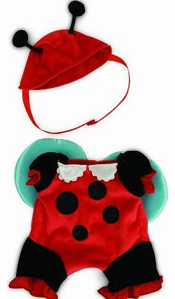 Baby Stella Dress Up Ladybird Outfit