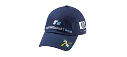 BMW Williams F1 Mark Webber Cap