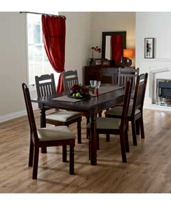 marrakesh dining table and 6 chairs review compare prices buy