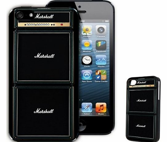 Marshall  AMP Print iPhone 5 cover case. Music Guitar Bass Rock Metal