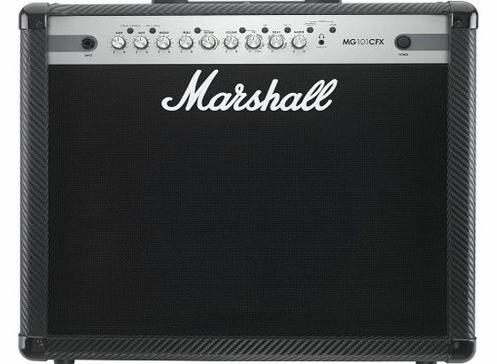 Marshall  MG101CFX ELECTRIC AMP 100 W Electric guitar amplifiers Solid-state guitar combos