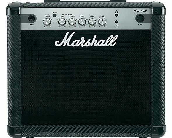 Marshall MG15 CF Guitar Amplifier