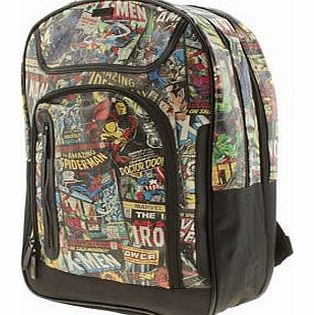 accessories marvel multi back pack bags