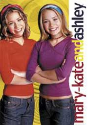 Mary-Kate and Ashley Poster