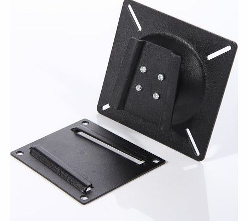 LED LCD TV Low Profile Wall Bracket Mount for 13`` - 24`` Flat Panel TV