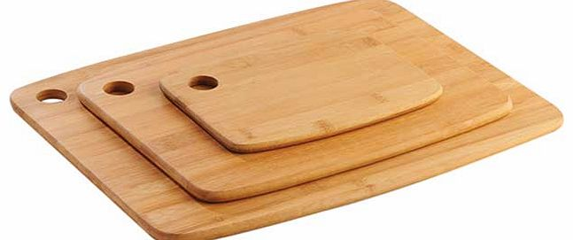 Essentials Chopping Boards - Set of 3