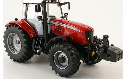 7480, red, tractor, Model Car, Ready-made, Britains 1:32