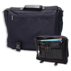 Briefcase Expandable Polyester