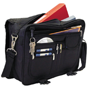 Microfibre Shoulder Briefcase