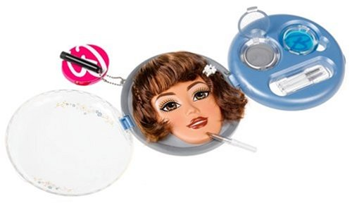 - Barbie Fashion Fever Compact Styling Face Brunette