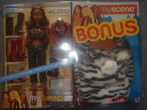 Barbie - My Scene Shopping Westley with bag for you