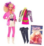 Barbie 50th Anniversary My Favourite Barbie 1986 Barbie and The Rockers