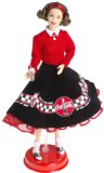Barbie Collectables, Coca Cola Series: Sweetheart Barbie
