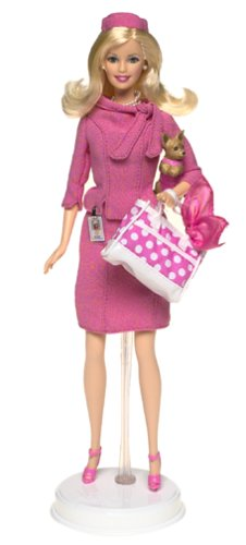 Barbie Collector Elle Woods Legally Blonde