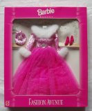 Barbie Deluxe Fashion Avenue 14307 By Mattel in 1995 - box is in poor condition