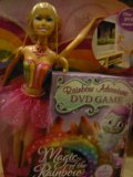 BARBIE FAIRYTOPIA -MAGIC OF THE RAINBOW DOLL WITH DVD GAME