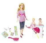 Barbie I Can Be Baby Doctor Playset - New for 2009