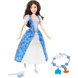 Barbie Island Princess Maiden Doll Blue