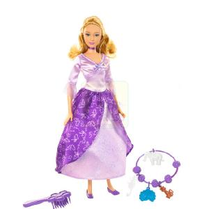Barbie Island Princess Maiden Doll Purple