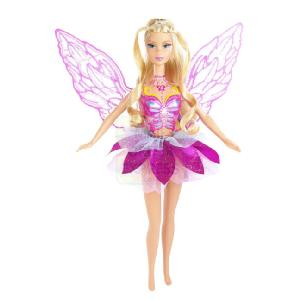 Barbie Magic Of The Rainbow Rainbow Wings Elina Doll