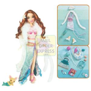 Barbie My Scene Masquerade Mermaid Diva Chelsea