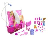 Barbie Shower And Showhorse