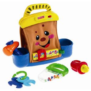 Fisher Price Laugh and Learn Toolbag
