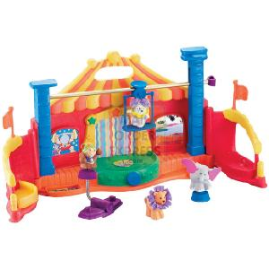 Mattel Fisher Price Little People Touch and Feel Circus