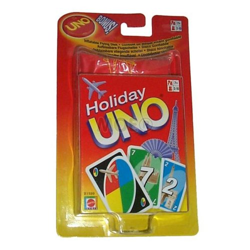 Games - Holiday International Uno
