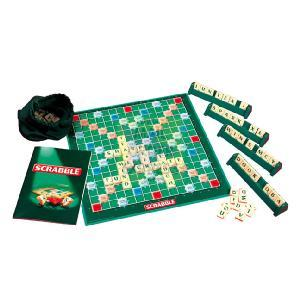 Mattel Games Spears Scrabble Original Game