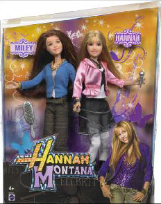 Hannah Montana Hannah and Miley Giftset