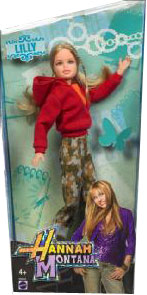 Hannah Montana Lilly Doll