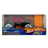 Hot Wheels R/C: Chevrolet Avalanche Radio Remote-Controlled 4x4 SUV Truck 1:12
