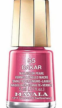 Mini Colour Nail Polish Dakar 5ML 10151554