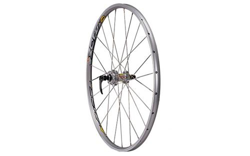 Crossride Rear Mtb Silver Wheel