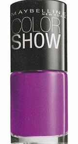 Color Show Nail Polish 352 Downtown Red
