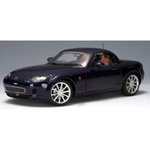 Mazda MX5 2006 Stormy Blue - Removable Roof