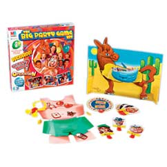 The Big Party Game Kit