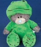 6` ME TO YOU BEAR DRESSED AS A FROG
