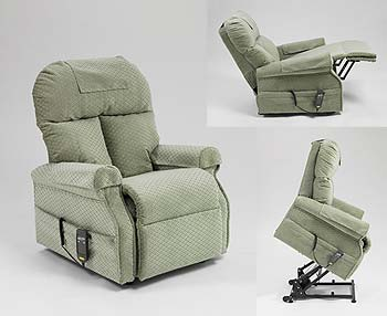 Restwell Boston Petite Riser Recliner