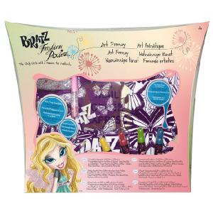 Bratz Fashion Pixie Fuzzy Art Frenzy