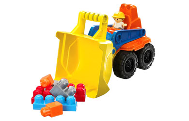 Bloks Li Vehicles - Li Front Loader