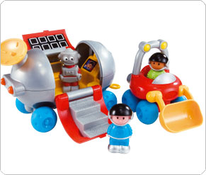 Mega Bloks Mobile Moon Base