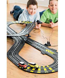 mega Motors Twister Chase Track Set