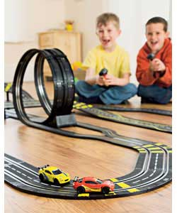 mega Motors Ultimate Challenge Track Set