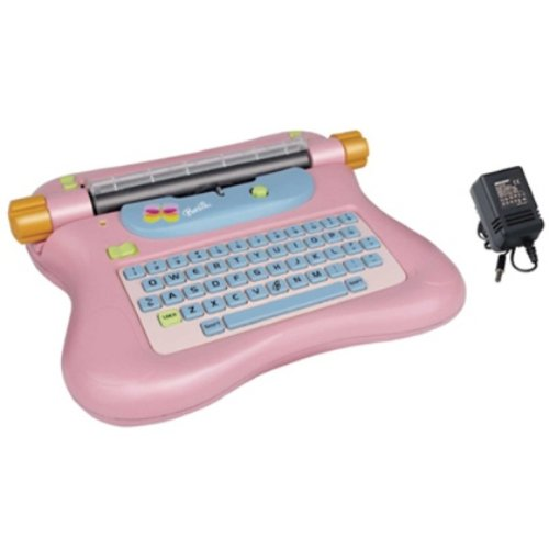 - Barbie Electronic Typewriter