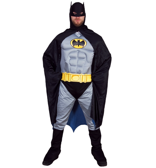 Batman Fancy Dress Costume