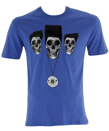 Boxfresh Ludwick True Blue Mens T-Shirt