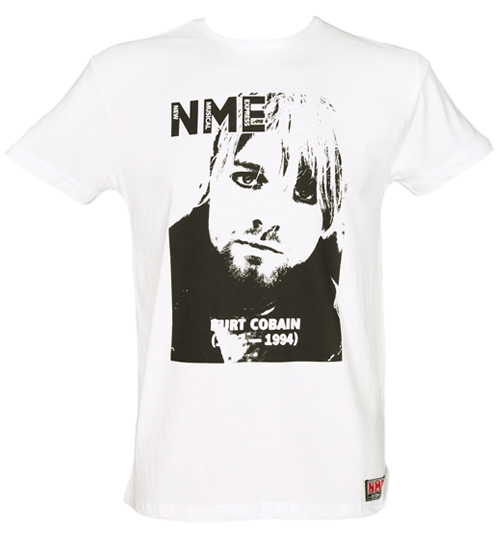 Kurt Cobain NME Cover T-Shirt